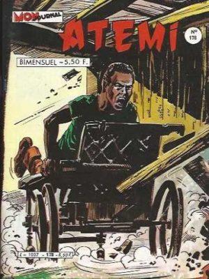 ATEMI (Mon Journal) N°178 ROCKY – Le temps des assassins