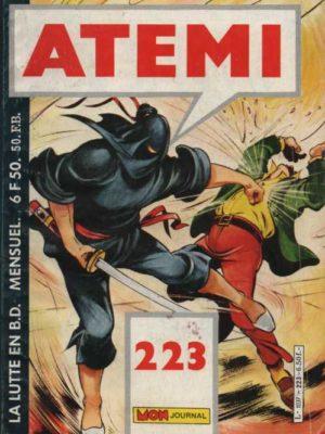 ATEMI (Mon Journal) N°223 POING D'ACIER – Haine mortelle