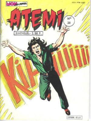 ATEMI (Mon Journal) N°38 Tsé-Khan – Histoire de chasseurs