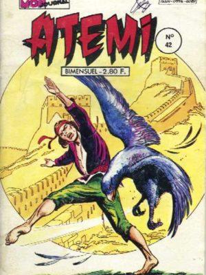 ATEMI (Mon Journal) N°42 Tsé-Khan – Les vacances de l'épervier