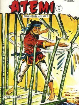 ATEMI (Mon Journal) N°94 – La vengeance de Frankie Futuno