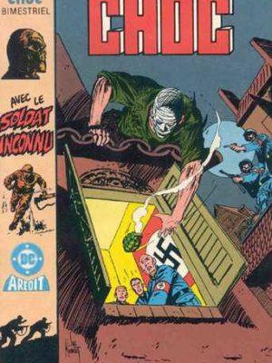CHOC (3E SERIE) N°8 Le soldat inconnu (AREDIT 1986)