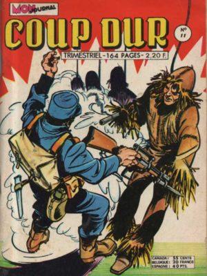 COUP DUR N°11 - La cible vivante - Mon Journal 1975