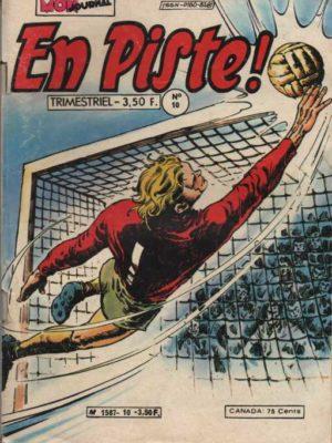 EN PISTE 1e série N°10 – Sifflé par ses supporters – Mon Journal 1980