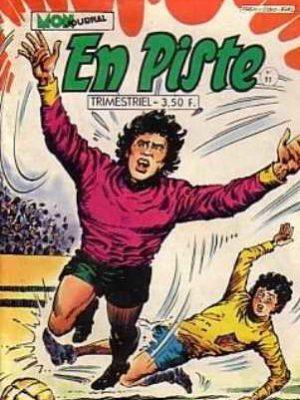 EN PISTE 1e série N°11 – Ces brutes d'anglais – Mon Journal 1980