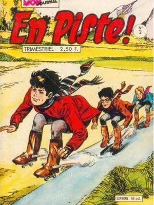 EN PISTE 1e série N°2 – Le match de la dernière chance – Mon Journal 1978