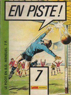 EN PISTE 2e série N°7 – Seul contre tous – Mon Journal 1985