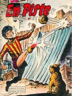 EN PISTE 1e série N°8 – Catastrophe à Seaford – Mon Journal 1979