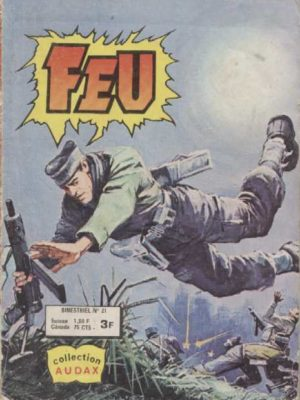 FEU N°21 – Mission justice – AREDIT 1979