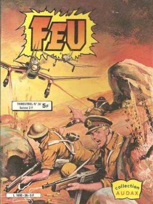 FEU N°36 – Piste de jungle – AREDIT 1982