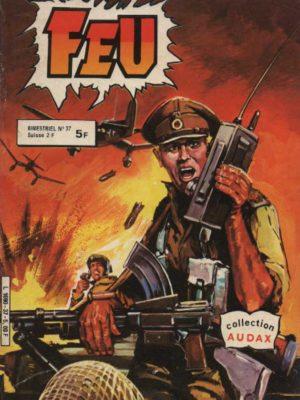 FEU N°37 – L'épreuve du feu – AREDIT 1982