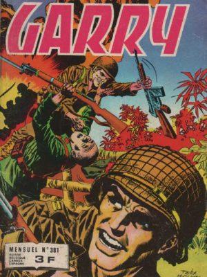 GARRY N° 381 – L'oiseau noir – IMPERIA 1980