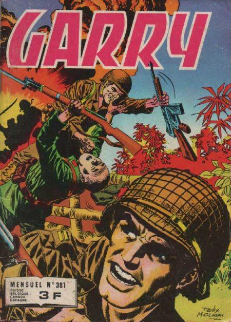 GARRY N°381 - L'oiseau noir - IMPERIA 1980