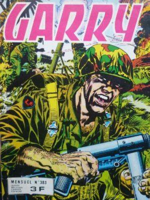 GARRY N°383 – Prisonniers des récifs – IMPERIA 1980