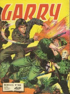 GARRY N°396 – Le souffle du Diable – IMPERIA 1981