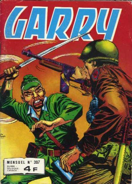 GARRY N°397 - Force improvisée - IMPERIA 1981