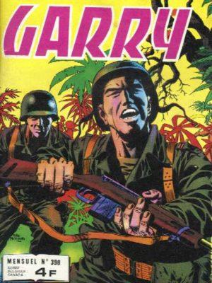 GARRY N° 398 – Œil pour œil – IMPERIA 1981