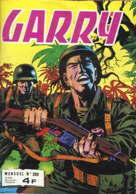 GARRY N°398 - Œil pour œil - IMPERIA 1981