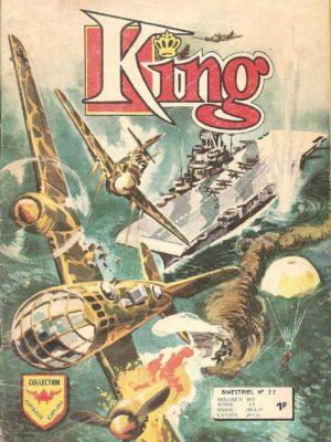 KING N°22 – Les as de l'Arctique – AREDIT 1972