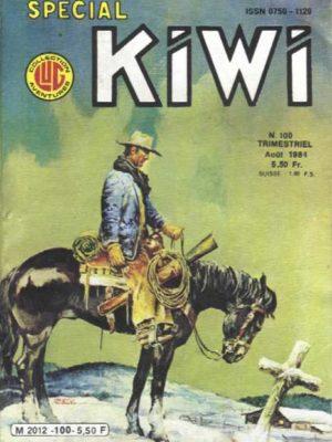 KIWI SPECIAL N°100 Le Petit Ranger – Un odieux complot (2e partie)