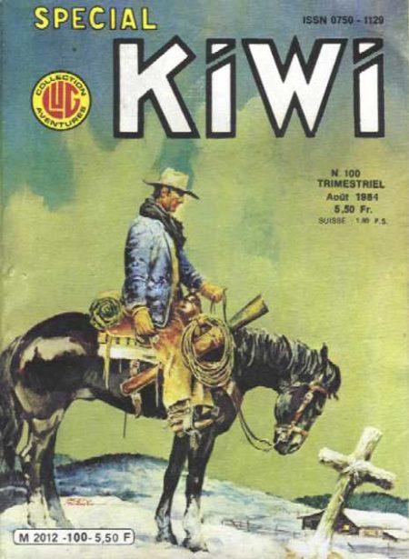 KIWI SPECIAL N°100 Le Petit Ranger - Un odieux complot