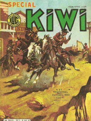 KIWI SPECIAL N°97 Motoman – Jimmy Vero – LUG 1983