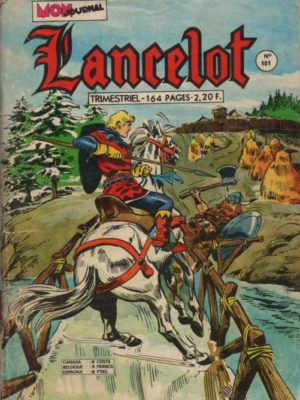 LANCELOT (Mon Journal) N°101 – Le messager venu de la mer (1974)