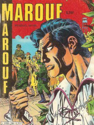 MAROUF N°186 – Un homme appelé Gluck – IMPERIA 1984