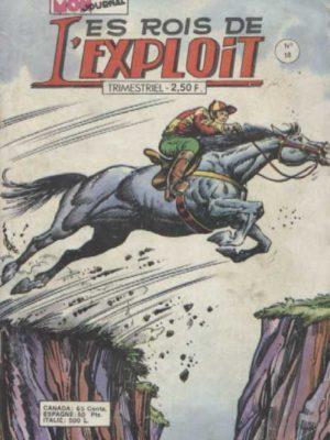 LES ROIS DE L'EXPLOIT N°18 Les As Du Sport – Mon Journal 1977