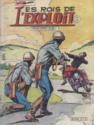 LES ROIS DE L'EXPLOIT N°20 Les As Du Sport – Mon Journal 1978