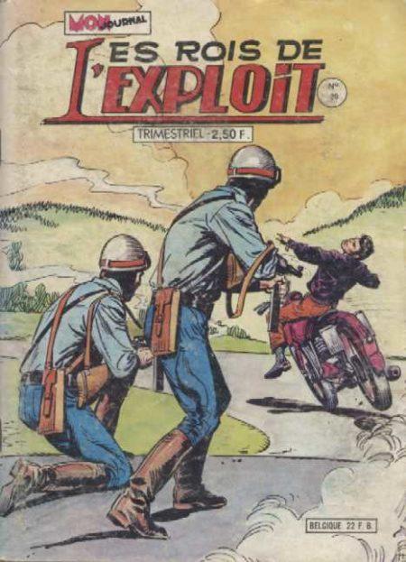 LES ROIS DE L'EXPLOIT N°20 Les As Du Sport - Mon Journal 1978
