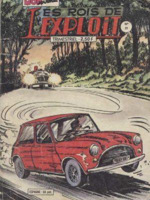 LES ROIS DE L'EXPLOIT N°21 Les As Du Sport – Mon Journal 1978