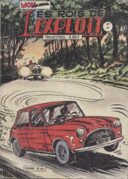 LES ROIS DE L'EXPLOIT N°21 Les As Du Sport - Mon Journal 1978