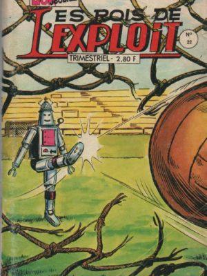 LES ROIS DE L'EXPLOIT N°22 Les As Du Sport – Mon Journal 1978
