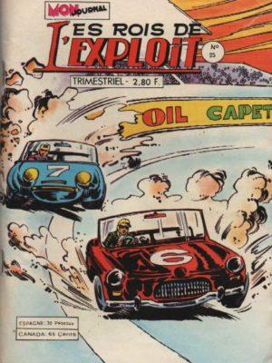 LES ROIS DE L'EXPLOIT N°25 Les As Du Sport – Mon Journal 1979
