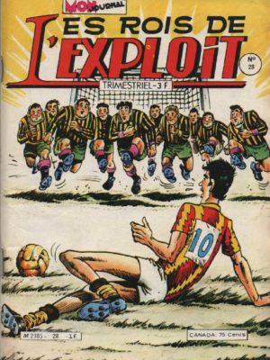 LES ROIS DE L'EXPLOIT N°28 Les As Du Sport – Mon Journal 1980