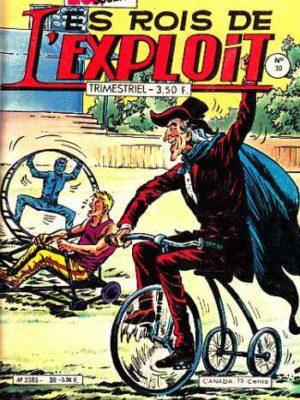 LES ROIS DE L'EXPLOIT N°30 Le Sorcier Du Foot – Mon Journal 1980