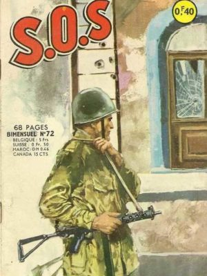 SOS (1e série) N°72 – 2 Malchanceux (Artima 1964)