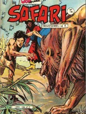 SAFARI (Mon Journal) N°146 TIKI – Le prince de KANO