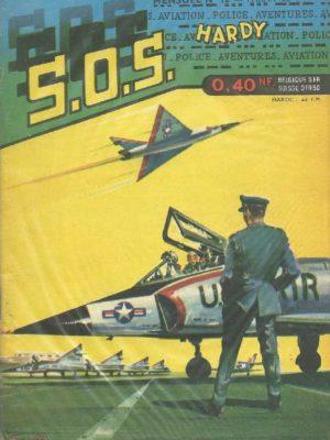 SOS (1e série) N°12 Ray HALCOTAN – Le diable nous appelle (Artima 1960)