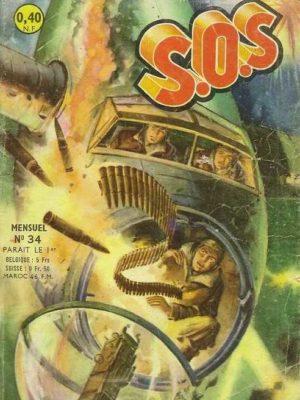 SOS (1e série) N°34 Rivalité sans objet (Artima 1962)