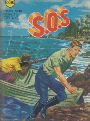 SOS (1e série) N°45 Nulle part ailleurs… (Artima 1963)