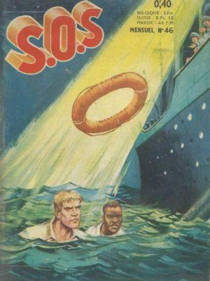 SOS (1e série) N°46 La bataille des clairons (Artima 1963)