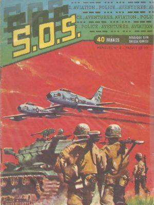 SOS (1e série) N°6 Ray HALCOTAN – Cessez le feu (Artima 1959)