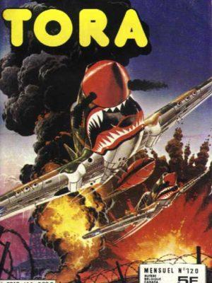TORA LES TIGRES VOLANTS N°120 – Lutter c'est vaincre – IMPERIA 1982