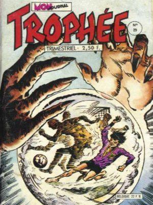 TROPHEE N°29 – L'équipe des va-nu-pieds – MON JOURNAL 1978