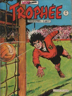 TROPHEE N°34 – La vengeance – MON JOURNAL 1979