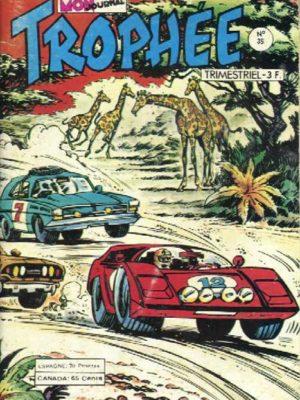 TROPHEE N°35 – Le proscrit – MON JOURNAL 1979