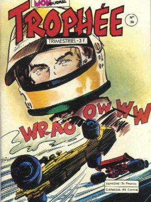 TROPHEE N°36 – Pour la coupe – MON JOURNAL 1979
