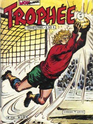 TROPHEE N°38 – Le talisman – MON JOURNAL 1980